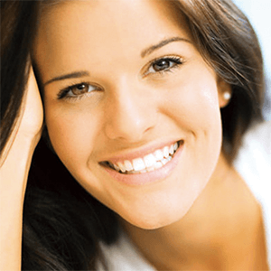 Young Woman with Great Teeth