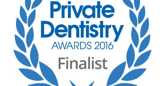 Private Dentistry Awards Logo