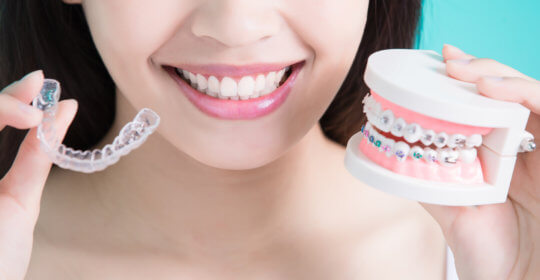 What's Better for You: Invisalign or Braces?